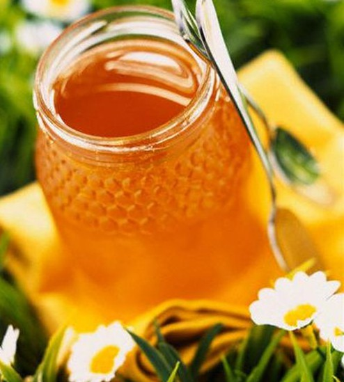 липовый мед цвет